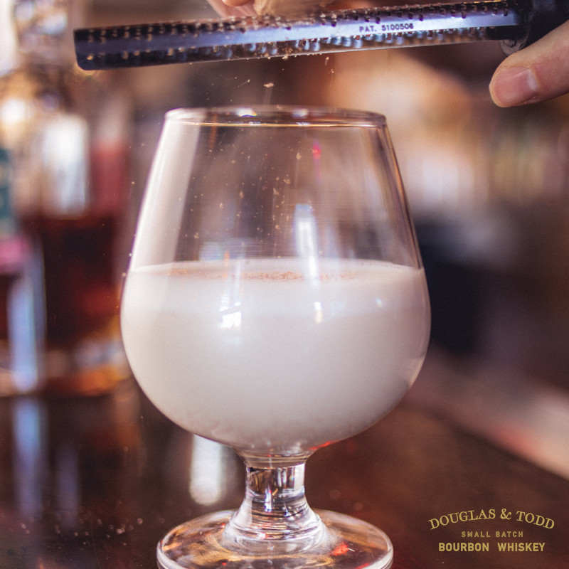Douglas and Todd Milk Punch